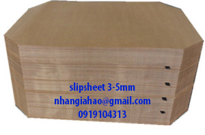 Giấy slipsheet 3-5mm